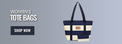 home banner women's tote bags